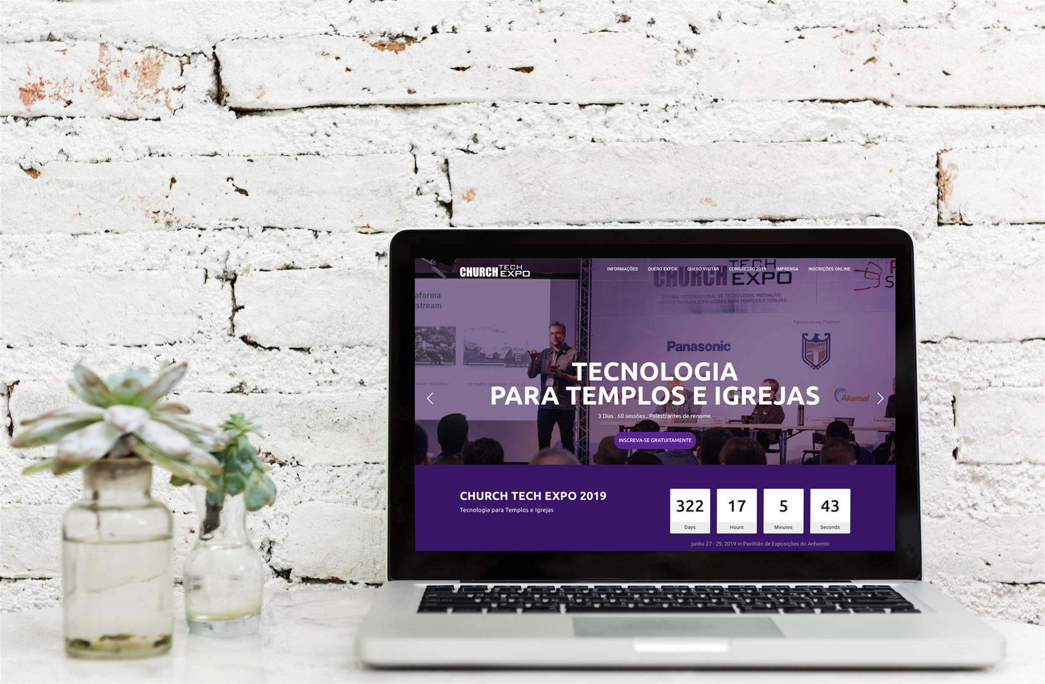 Church Tech Expo lança novo website
