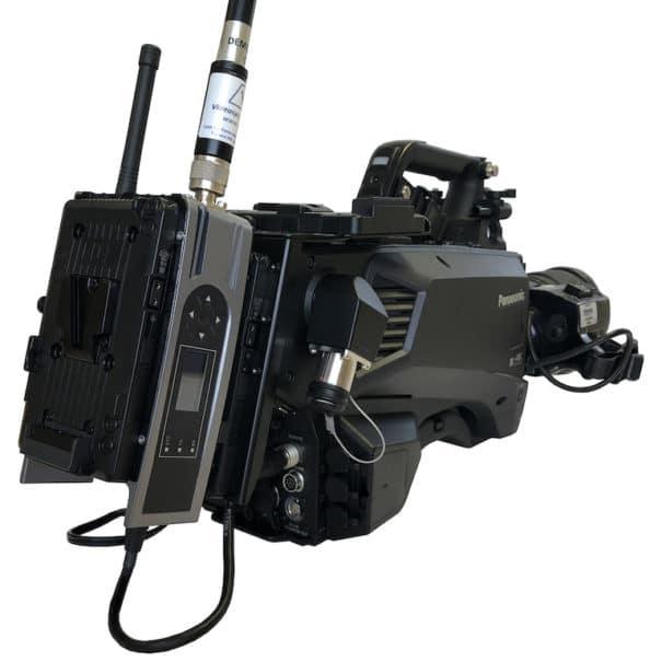 Panasonic e Videosys colaboram para agilizar a produção ao vivo com câmeras 4K