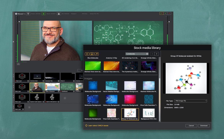Telestream lança nova versão do Wirecast, seu software de produção e transmissão ao vivo