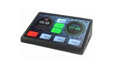 Lawo apresenta novo painel de controle para estúdio de rádio