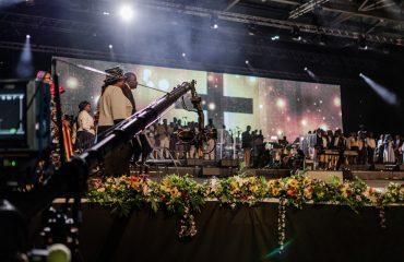 Evento Cristão 'Holy Ghost Festival of Life' utiliza câmera da Blackmagic em produção ao vivo