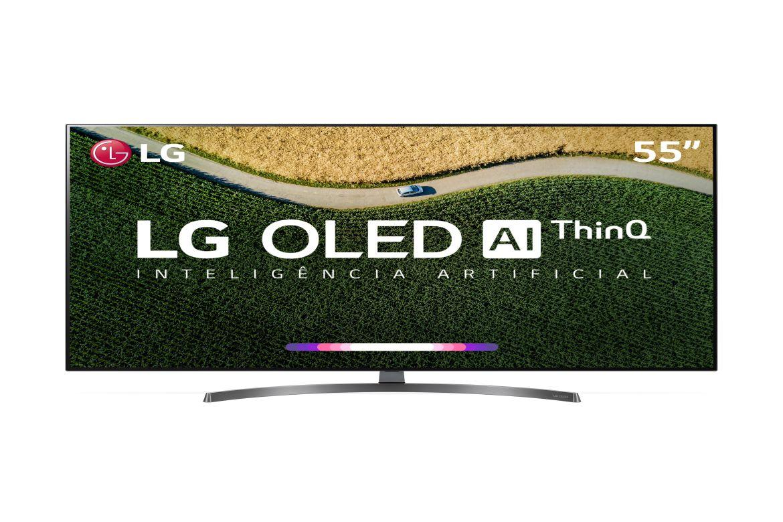LG promove experiência com TV OLED