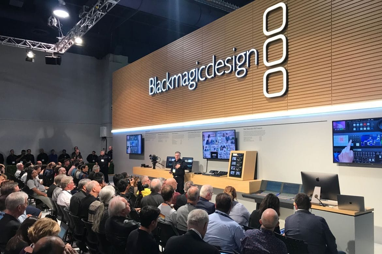 Blackmagic lança nova linha de infraestrutura 8K