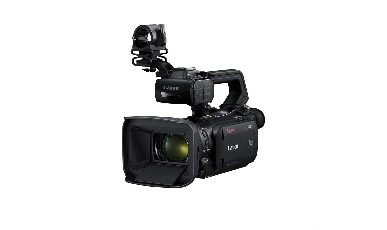 Canon anuncia novas adições à sua série profissional XA e novo zoom para câmeras broadcast 4K