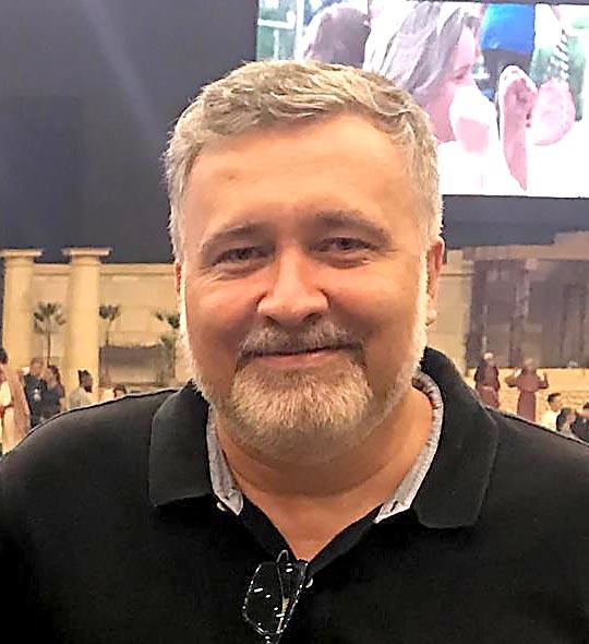 André Espindola | Church Tech Expo