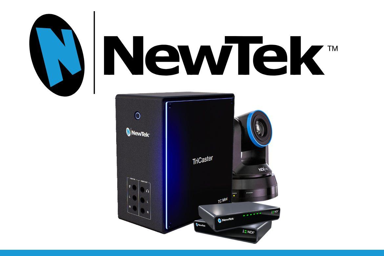 NewTek lança sistema de produção digital TriCaster Mini UHD